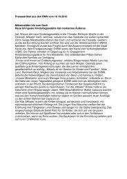 Presseartikel aus den BNN vom 16.10.2010 ... - AWO Karlsruhe