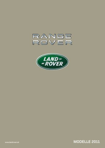 RANGE ROVER - Autohaus Weitmann