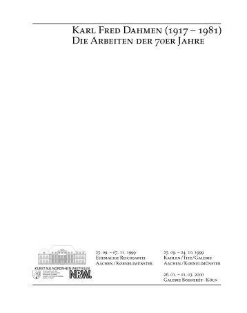 Katalog virtuell durchblättern - Galerie Boisseree
