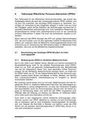 6. Teilkonzept Öffentlicher Personen-Nahverkehr (ÖPNV) - Hemer