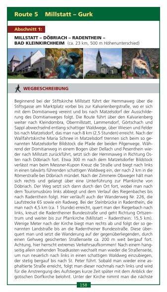 05 Millstatt Gurk - Hemma Pilgerweg