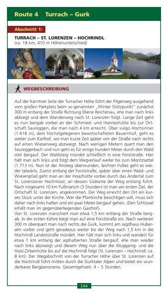 Wegbeschreibung PDF - Hemma Pilgerweg