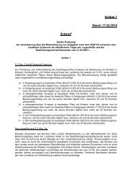 Anlage 1 zur Sitzungsvorlage 35/2010