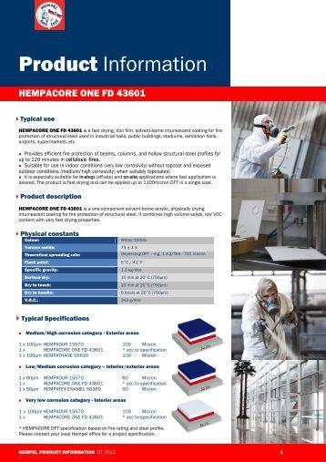 Product Information - Hempel