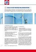 Valg af det rigtige malingssystem - Hempel - Page 6