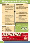 Müggenmarkt-Zeitung - Jemgum - Page 2