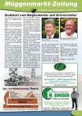 Müggenmarkt-Zeitung - Jemgum - Page 3