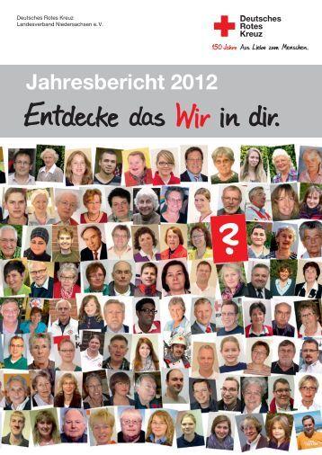 Jahresbericht 2012 - DRK-Landesverband Niedersachsen e. V.