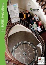 Seite 16 - 17 Seite 24 - 27 - BUND Heidelberg