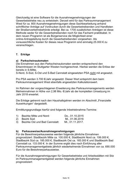 KSD Redaktionssystem - 4. Übersicht alle ... - Stuttgart