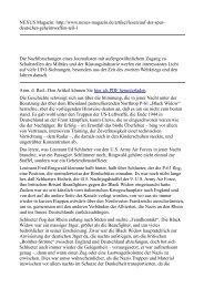 Auf der Spur deutscher Geheimwaffen (Teil 1) - Terra - Germania