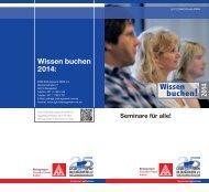 Wissen buchen für alle 2014 - DGB-Bildungswerk NRW e.V.