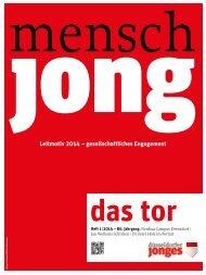 Das TOR 01.2014 - Heimatverein Düsseldorfer Jonges