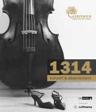 Saisonbroschüre 2013/2014 (PDF ca. 6,0MB) - Gürzenich-Orchester ...