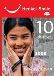 Henkel Smile 2008