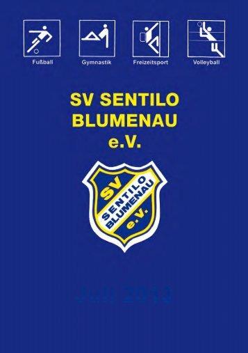 Juli 2013 - SV Sentilo Blumenau