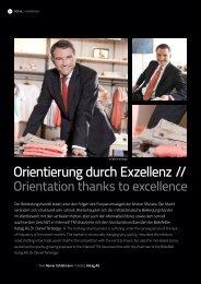 Orientierung durch Exzellenz_TM Europe Nr. 09_Juli 2013 ... - Katag