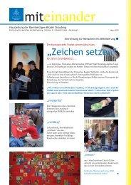 März 2010 - Barmherzigen Brüder Straubing
