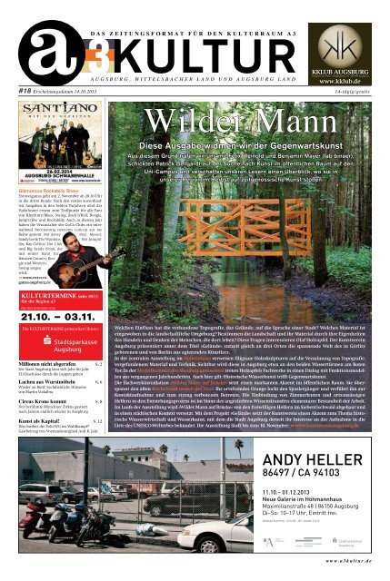 ANDY HELLER - a3kultur