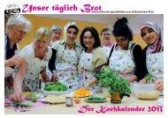Der Kochkalender 2013 - Stadt Brühl