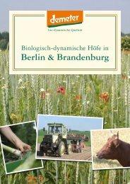 Berlin & Brandenburg - Demeter
