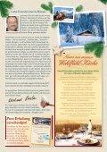 Träum dein eigenes Wintermärchen! - Wohlfühlhotel Frohsinn - Seite 2