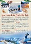 Träum dein eigenes Wintermärchen! - Wohlfühlhotel Frohsinn - Seite 3