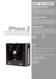 iPhono 2 - Reloop