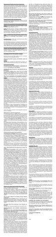 Lisi-Hennig® 20 mg Tabletten - HENNIG ARZNEIMITTEL - Seite 2