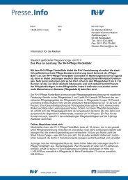 R+V Standard Word97 Dokumentvorlage - R+V Versicherung