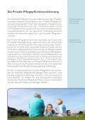 Private Pflegepflichtversicherung - PKV - Verband der privaten ... - Seite 3