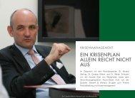 Das Interview in voller Länge als PDF (2MB) - Gossler, Gobert ...