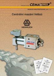 INFO - Mazání řetězů - Hennlich