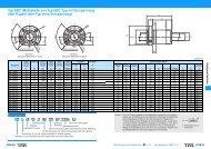 Page 1 B15-10 Typ EBC (Maßtabelle von Typ EBC Typ mit ...