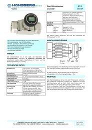 Durchflussmesser 51.2. omni-CF
