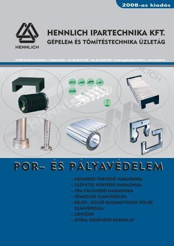 Por - HENNLICH Ipartechnika Kft