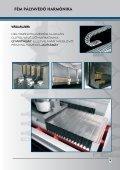 Por - HENNLICH Ipartechnika Kft - Page 5