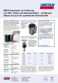 PMV-Fasspumpen Doppelt wirkende Differentialkolben-Pumpe zur ... - Seite 2