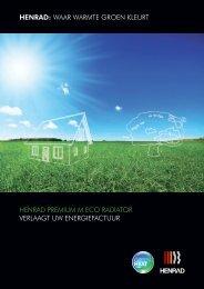 Premium M Eco Radiator - Henrad