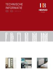 Volledige technische documentatie - Henrad