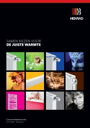 Consumenten Brochure - Henrad
