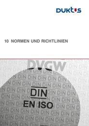 Kapitel 10 - Normen und Richtlinien (PDF-Datei - 286 kB) - Duktus