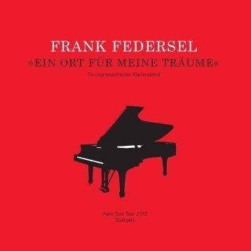 FRANK FEDERSEL