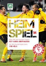 rot-weiss oiberhausen VfIB Hüls - SC Fortuna Köln