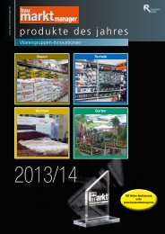 produkte des jahres - Internationale Eisenwarenmesse / Practical ...