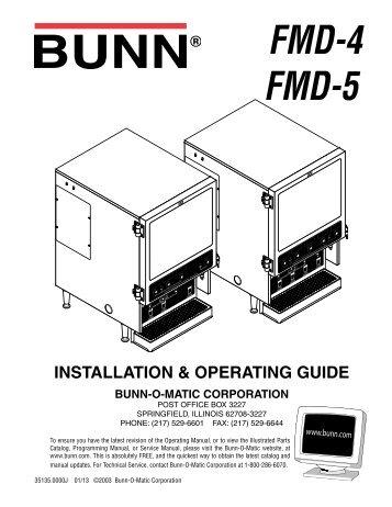 Twin Jolly Pro Change machine Operating manual
