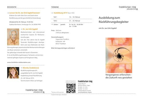 PDF (307 KB) - Der frankfurter ring