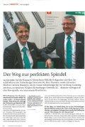 Der Weg zur perfekten Spindel - Eichenberger Gewinde AG - Page 3