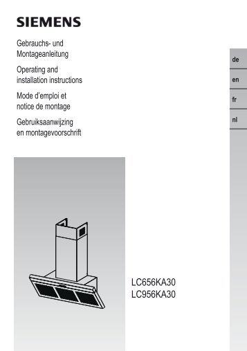 LC656KA30 LC956KA30 - Elektroshop24