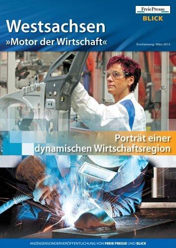 Motor der Wirtschaft - Page Pro Media GmbH